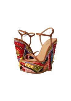 DSQUARED2 Jeweled Wedge Sandal