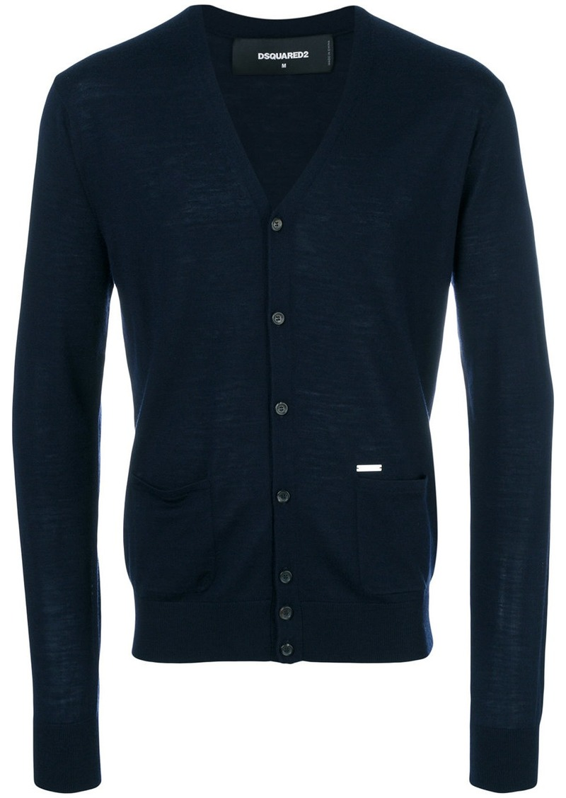 Dsquared2 knitted cardigan