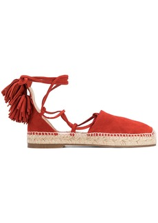 Dsquared2 lace-up espadrilles