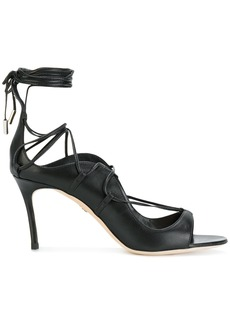 Dsquared2 lace-up pumps - Black