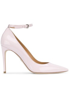 Dsquared2 Mary Jane heeled pumps - Pink & Purple