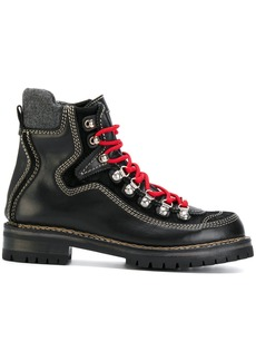 Dsquared2 mountain boots - Black