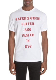 Dsquared2 Old English Font T-Shirt