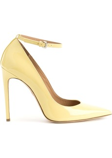 Dsquared2 pointed court shoes - Yellow & Orange