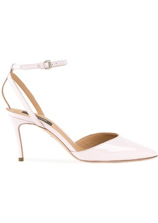 Dsquared2 pointed toe pumps - Pink & Purple