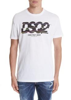 Dsquared2 Racer Logo T-Shirt