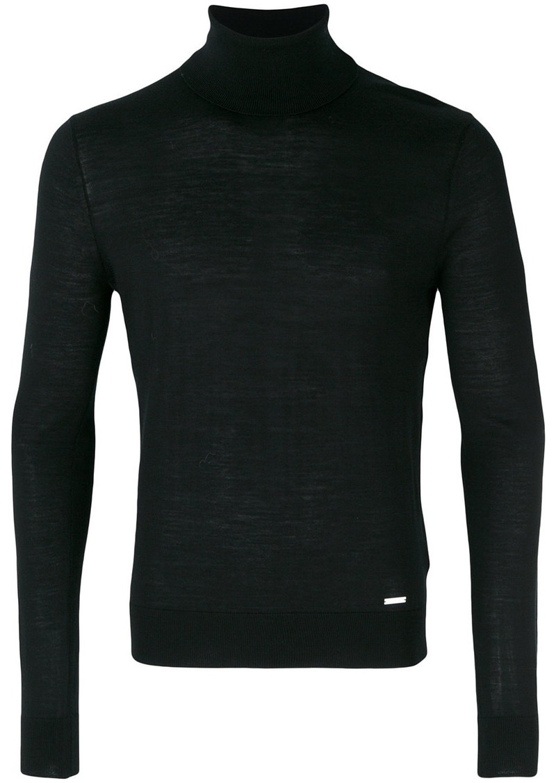 Dsquared2 roll neck top