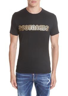 Dsquared2 Studio 54 Graphic T-Shirt