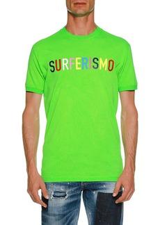 Dsquared2 Surferismo Cotton T-Shirt