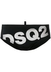 Dsquared2 swim briefs - Black