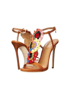 DSQUARED2 T-Strap Heeled Sandal