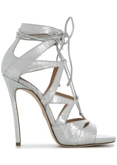 Dsquared2 Tie Me Up sandals - Grey