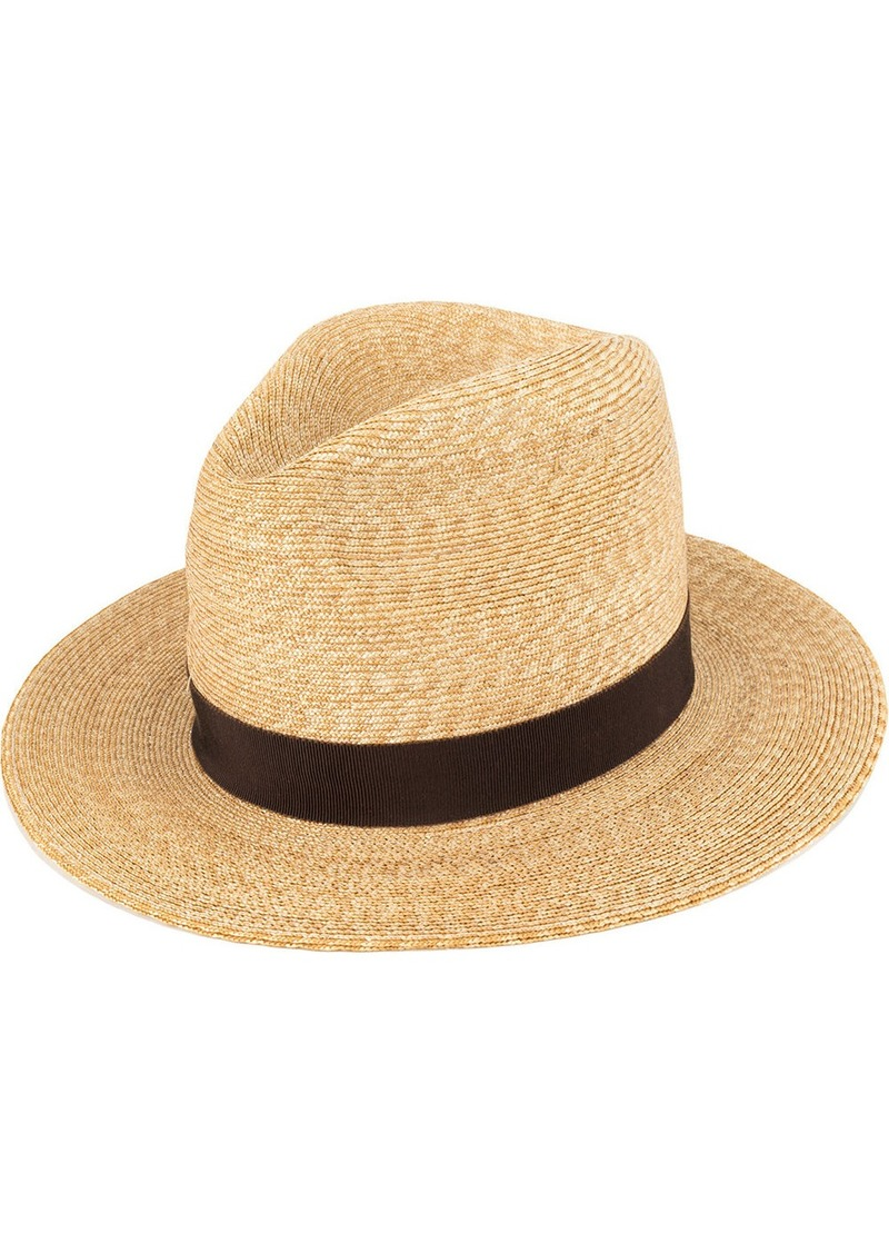 Dsquared2 woven straw hat