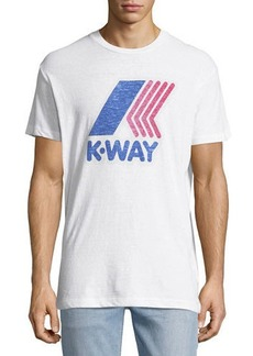 Dsquared2 x K-Way® Crewneck T-Shirt