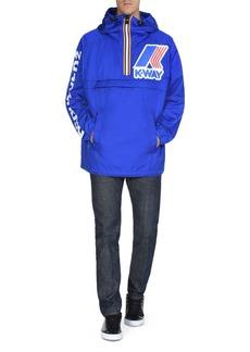 DSquared2 x K-Way Hooded Anorak Jacket