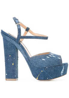 Dsquared2 Ziggy sandals - Blue