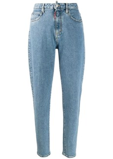 Dsquared2 Eighties Vita Alta jeans