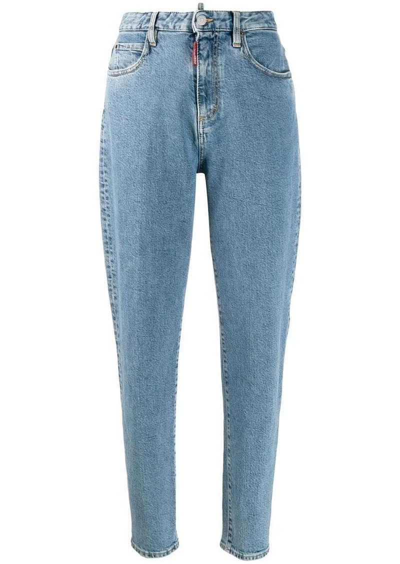 Dsquared2 Eighties Vita Alta jeans