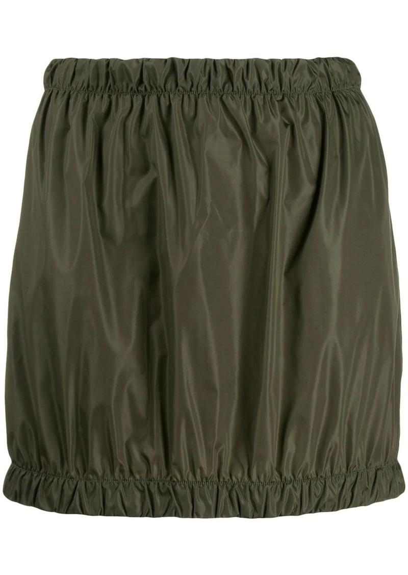Dsquared2 elasticated trim skirt