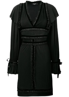 Dsquared2 embellished empire dress