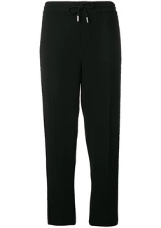 Dsquared2 embellished stripe track trousers
