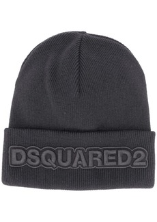 Dsquared2 embroidered logo hat