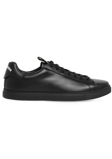 Dsquared2 Evolution Logo Tape Leather Sneakers