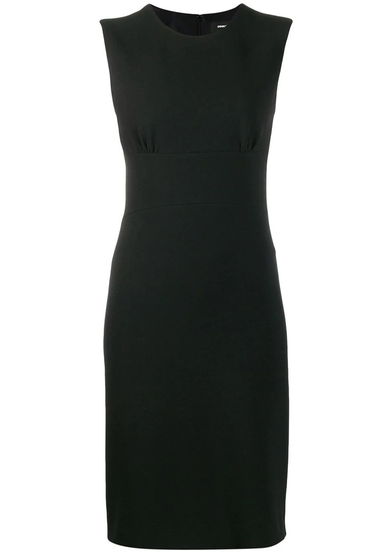 Dsquared2 fitted midi waist
