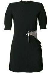 Dsquared2 fitted mini dress