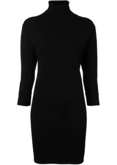 Dsquared2 fitted turtleneck dress