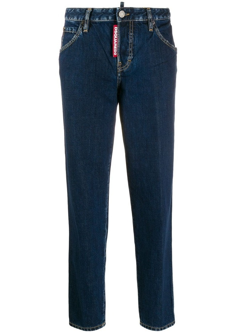 Dsquared2 five pocket design jeans