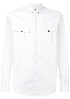 Dsquared2 flap pocket shirt