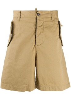 Dsquared2 flap pocket shorts