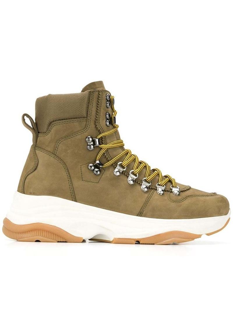 Dsquared2 hi-top sneakers