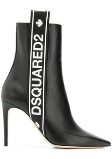 Dsquared2 high-heel ankle boots