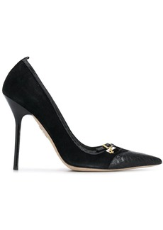 Dsquared2 high-heeled pointed pumps