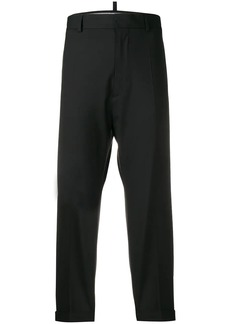 Dsquared2 high-rise cropped trousers