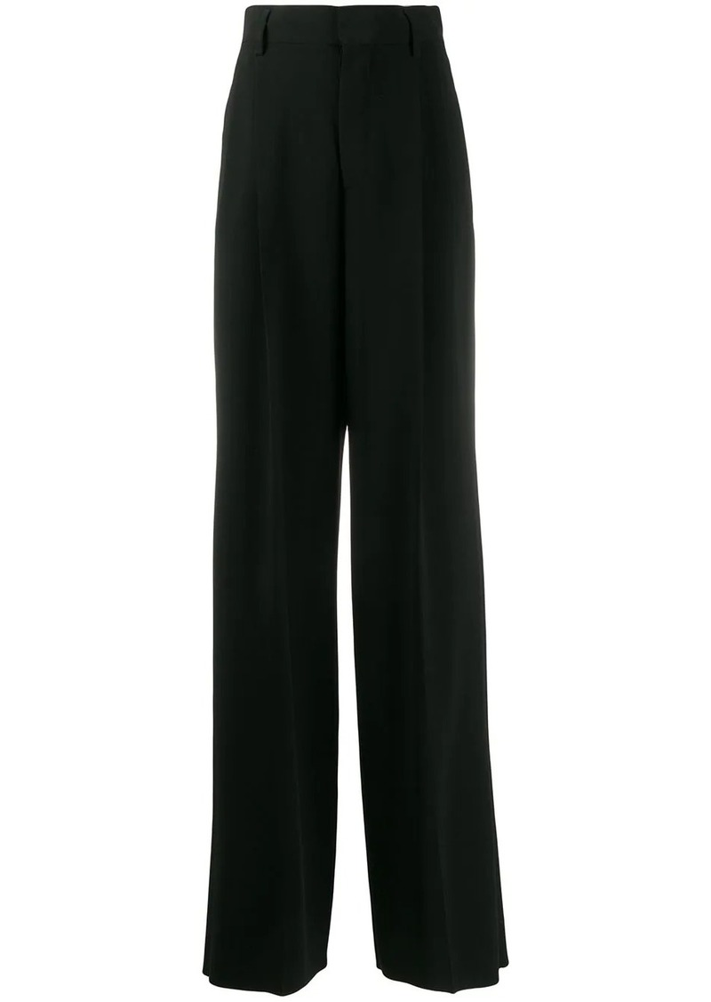 Dsquared2 high-rise palazzo trousers