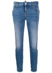 Dsquared2 high rise skinny jeans