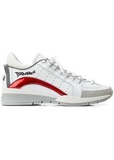 Dsquared2 high sole runner sneakers