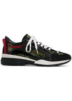 Dsquared2 hiking sneakers