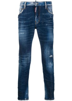 Dsquared2 Honey Baby slim jeans