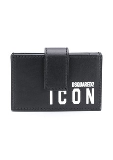 Dsquared2 ICON accordion cardholder