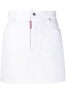 Dsquared2 Icon denim skirt