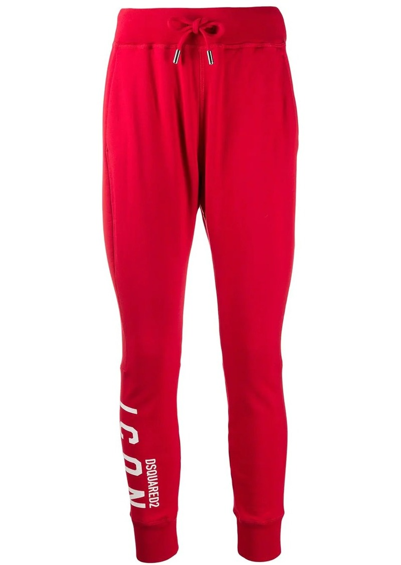 Dsquared2 Icon logo track pants