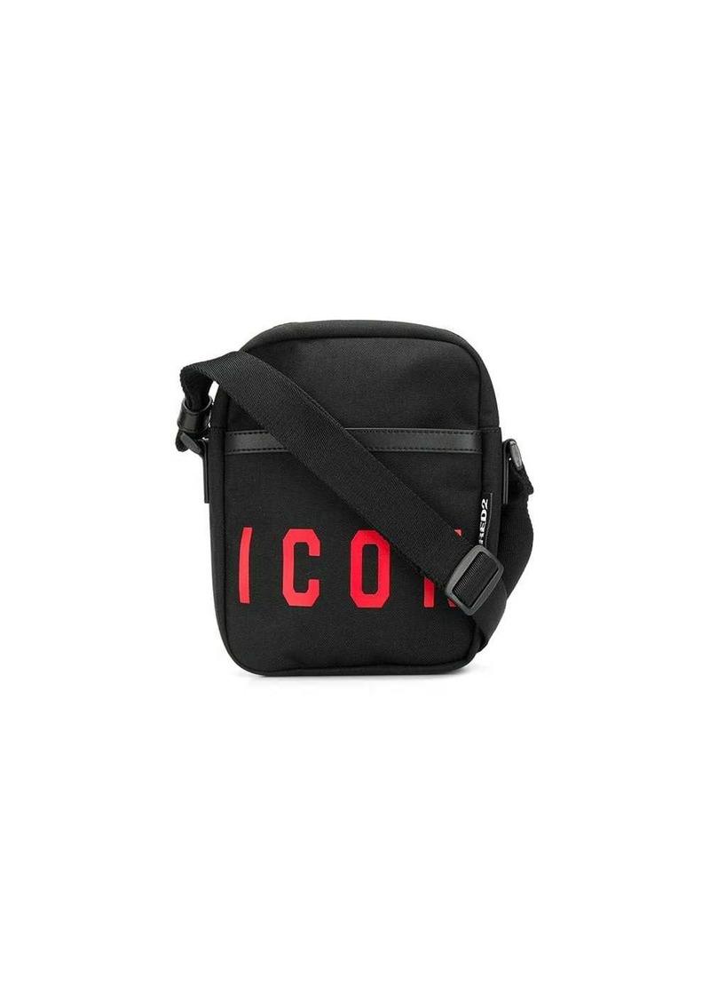 Dsquared2 Icon messenger bag