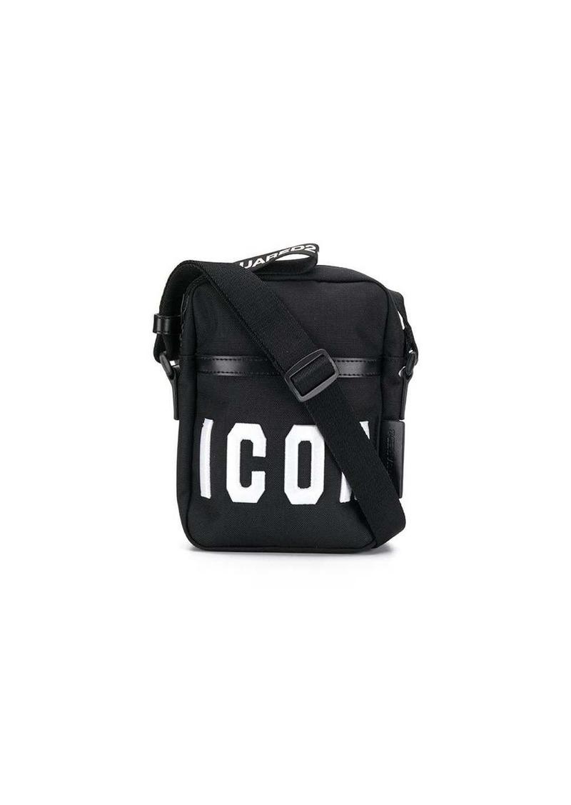 Dsquared2 'Icon' messenger bag