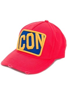 Dsquared2 Icon patch baseball cap