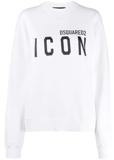Dsquared2 Icon print sweatshirt