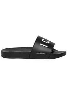 Dsquared2 Icon Rubber Slide Sandals